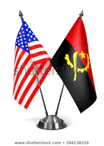 bayrak · Tiftik · dokuma · büyük · boyut · örnek · ülke - stok fotoğraf © tashatuvango