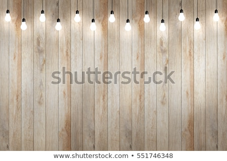 Modern Outdoor Lamp Light on Wall Stock photo © stevanovicigor