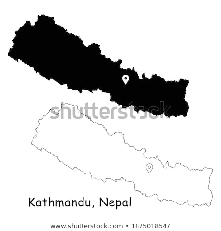 Federal Democratic Republic of Nepal Stock photo © Istanbul2009