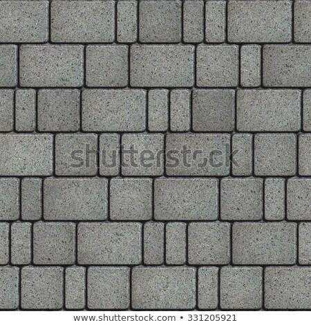 Concretas gris efecto mármol pavimento Foto stock © tashatuvango