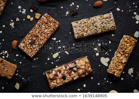 gezonde · voeding · honing · steen · melk · energie - stockfoto © mcherevan