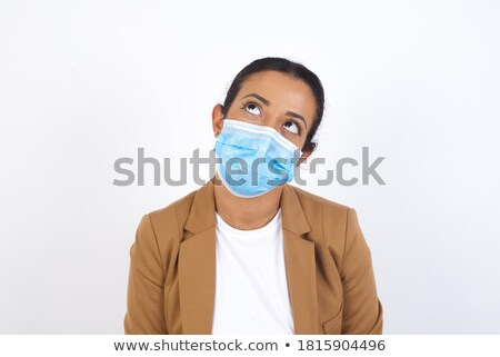 Pretty businesswoman being angry Stock photo © wavebreak_media