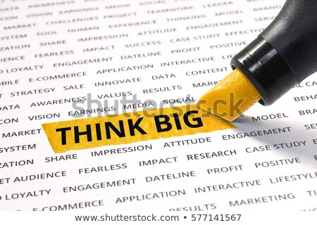Innovatieve doel strategie business succes dart Stockfoto © Lightsource
