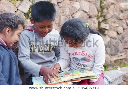Stok fotoğraf: Books About Bolivia