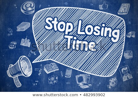 остановки · время · действий · Закон · сейчас · нет - Сток-фото © tashatuvango