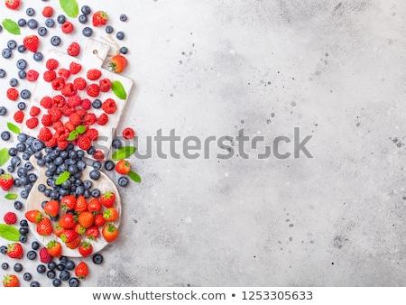 taze · organik · yaz · karpuzu · bağbozumu - stok fotoğraf © denismart