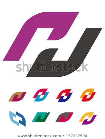 Rood · logo · symbool · ontwerp · kantoor - stockfoto © blaskorizov