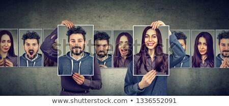 Psychology Relationship Stock photo © Lightsource