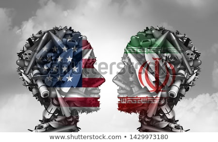 iran us missile conflict stock photo © lightsource