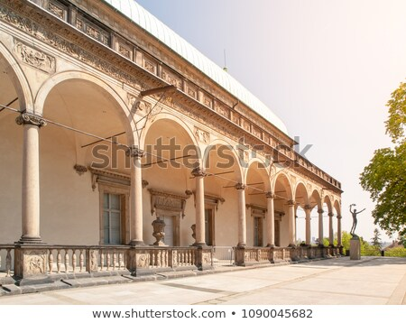 Belvedere, Royal or Queen Anne's Summer Palace, Prague Stock photo © borisb17