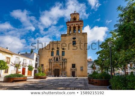 unesco · herança · Espanha · projeto · mundo · arte - foto stock © borisb17