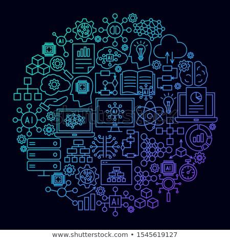 ontwerp · programma · codering · laptop · computer · internet - stockfoto © anna_leni