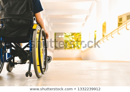 Young man with his bike on a ramp, Stock photo © lightpoet
