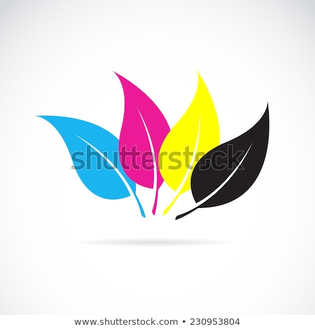 eco friendly printer icon stock photo © vectorminator