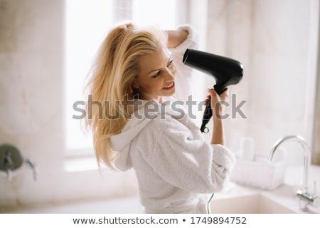 Hair drier Stock photo © BSANI