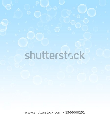 random bubble back Stock photo © prill