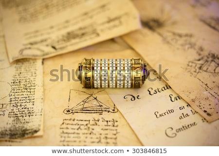főcím · pénzügy · zár · pénzügyi · védelem · háttér - stock fotó © pzaxe