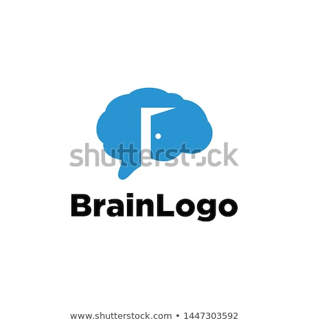 cervello · energia · impulso · fili · testa · elettrici - foto d'archivio © idesign