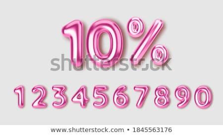 Pink One Stock photo © dash