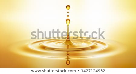 Stock photo: Oil