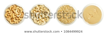 Cashew nuts closeup photo Stock photo © shutswis