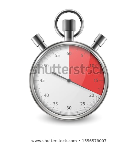 Realistic stopwatch Stock photo © oblachko