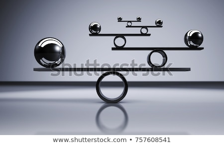 stability and balance Stock photo © Grazvydas