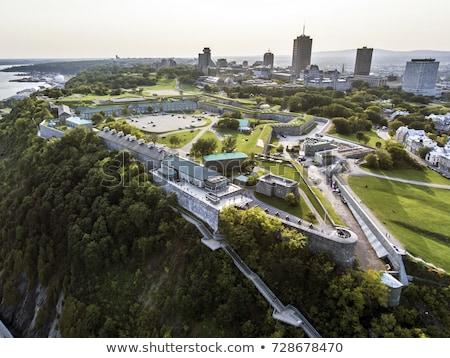 The Citadelle of Quebec City Stock photo © aladin66