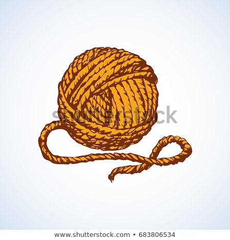 Ball of twine Stock photo © forgiss