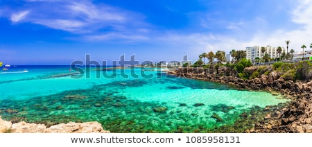 Cyprus in the Mediterranean stock photo © ollietaylorphotograp