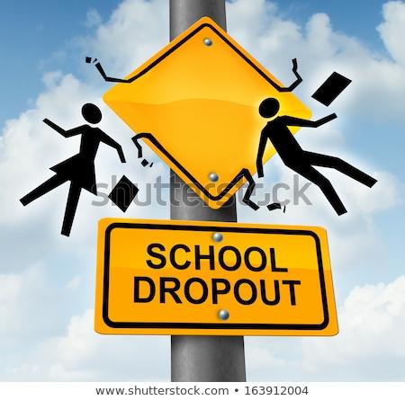 School Dropout Stock photo © Lightsource