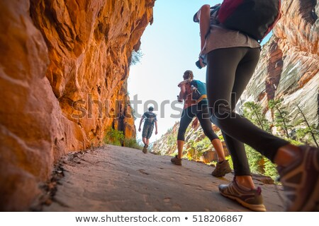 viaje · canón · oeste · EUA · Utah · 2013 - foto stock © weltreisendertj