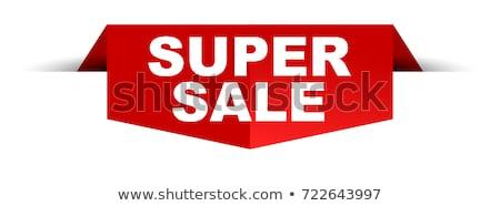 Beste prijs label geïsoleerd witte banner badge Stockfoto © WaD