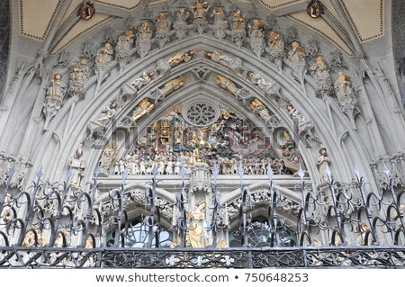 The Last Judgement Of Bern Stock photo © searagen