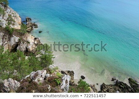 ストックフォト: Ile Vierge Crozon Peninsula