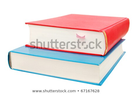 big stack of books 2 stock photo © paha_l