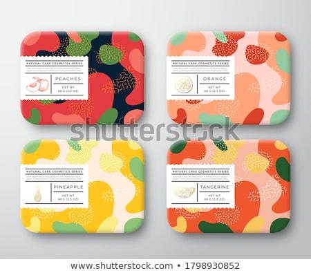 упаковка · картона · рециркуляции · белый · бумаги · Recycle - Сток-фото © dezign56