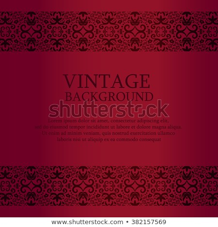 dekoratif · siyah · çiçek · doku · moda - stok fotoğraf © liliwhite