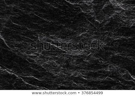 darab · fekete · láva · nagy · absztrakt · kő - stock fotó © Hofmeester