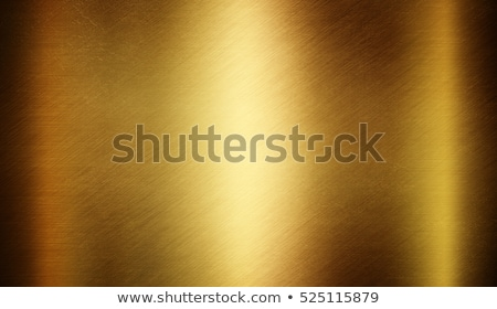 Foto d'archivio: Gold Metal Technology Background