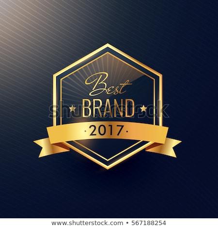 Лучший · выбор · печать · лента · бизнеса · фон · знак - Сток-фото © sarts