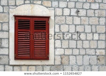 Vieux architecture Photo stock © mmarcol