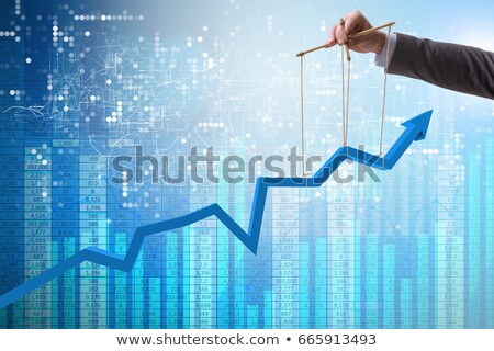 Market Manipulation Stock photo © Lightsource