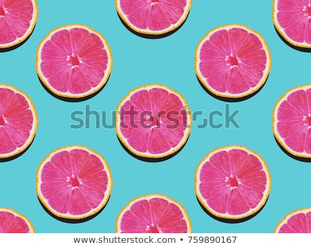 Stock photo: Fruity art.