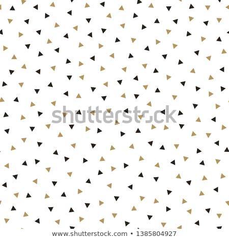 Luksusowe złota blask streszczenie 80s Zdjęcia stock © cienpies