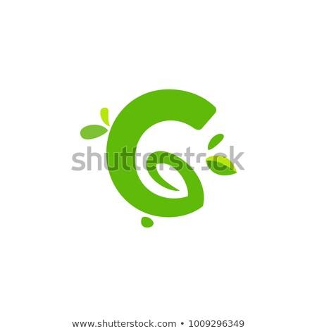Stockfoto: Collectie · creatieve · logo · brief · ontwerpen · merk
