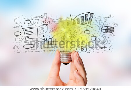 Business Strategy Idea Stock photo © Lightsource