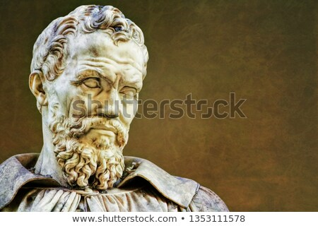 Michelangelo Buonarroti monument in Florence, Italy Stock photo © boggy