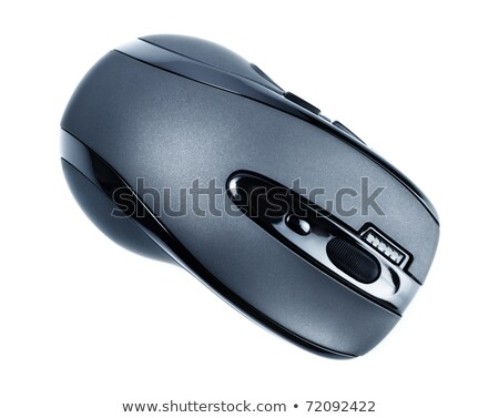 Wireless computer Mouse - Photo Object Stock photo © CrackerClips
