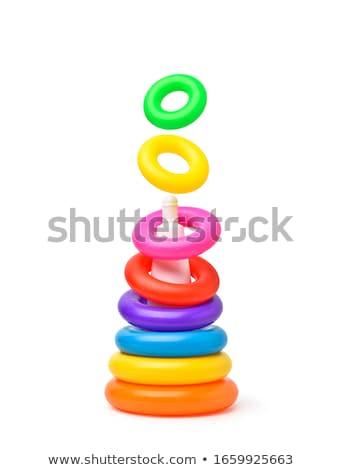 Culoare cerc artă spaţiu curcubeu Imagine de stoc © Suriyaphoto